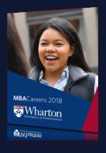 Wharton Employers - MBA Career Management   Career Statistics